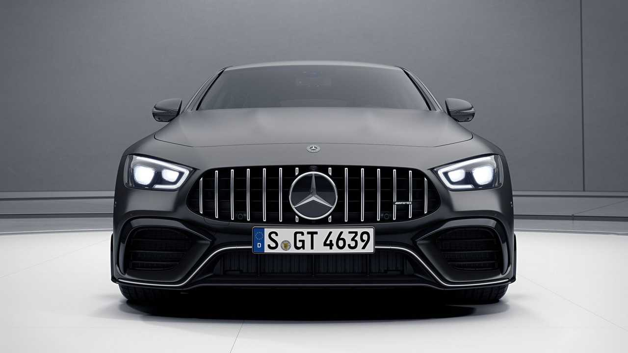 Mercedes-AMG GT 63 S con paquete Aero