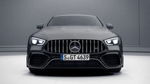 Mercedes-AMG GT 63 S with aerodynamic package