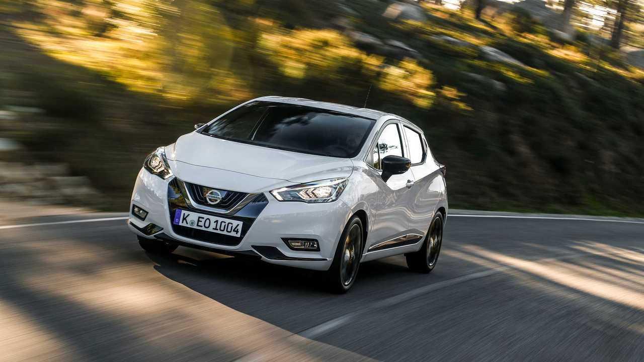 Utilitarios: Nissan Micra IG-T 100 CV E6D S&S