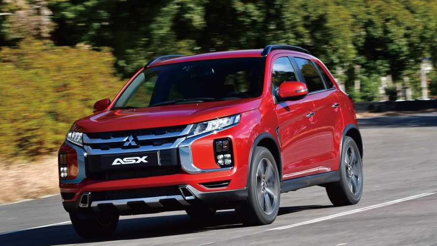 Mitsubishi ASX 2019, sumando un nuevo restyling
