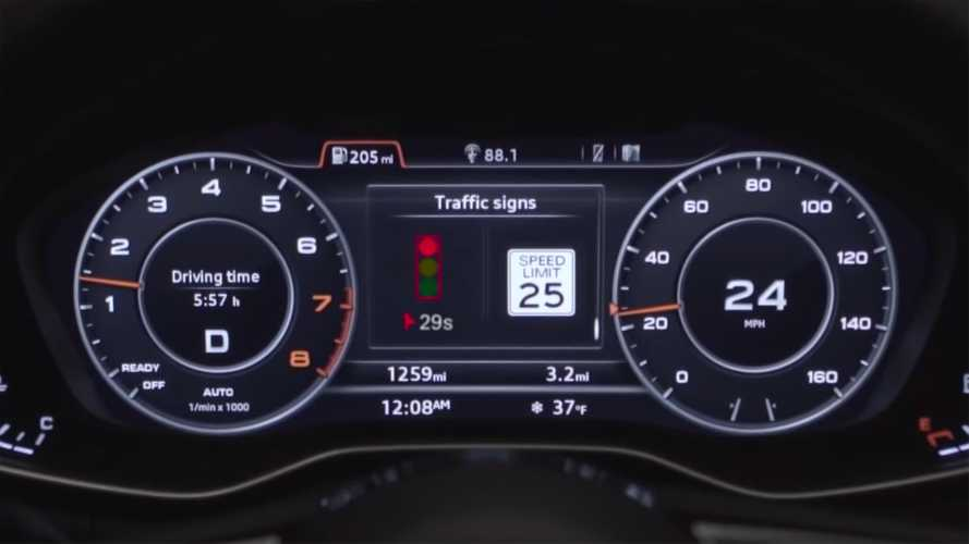 Audi tech makes sure you hit every green light