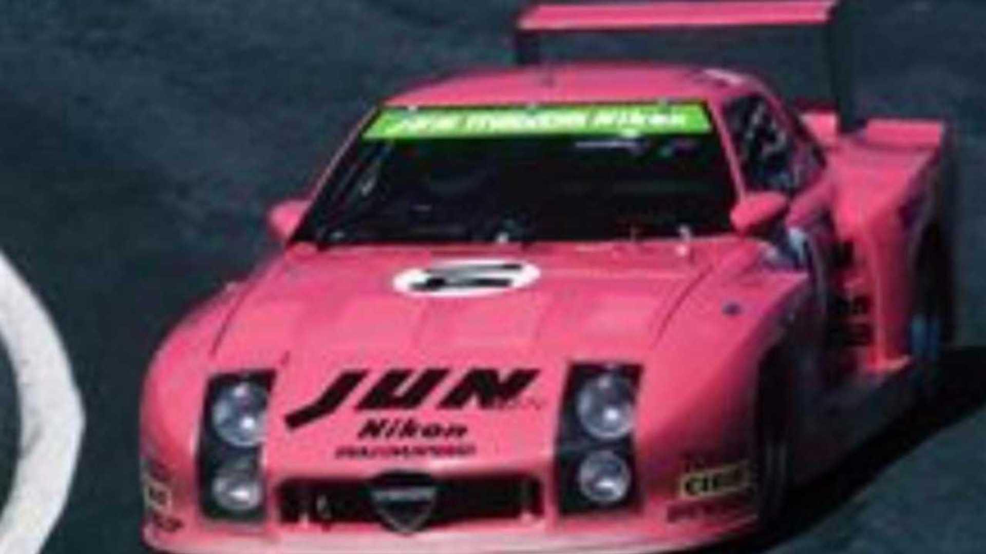 "[""Mazda RX7 254i Le Mans""]"
