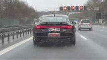 Audi RS7 and SQ8 Spy Video