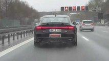 Audi RS7 ve SQ8 casus görüntüler