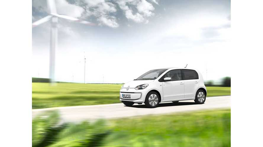 Volkswagen e-Up! Featured In Fully Charged (Video)