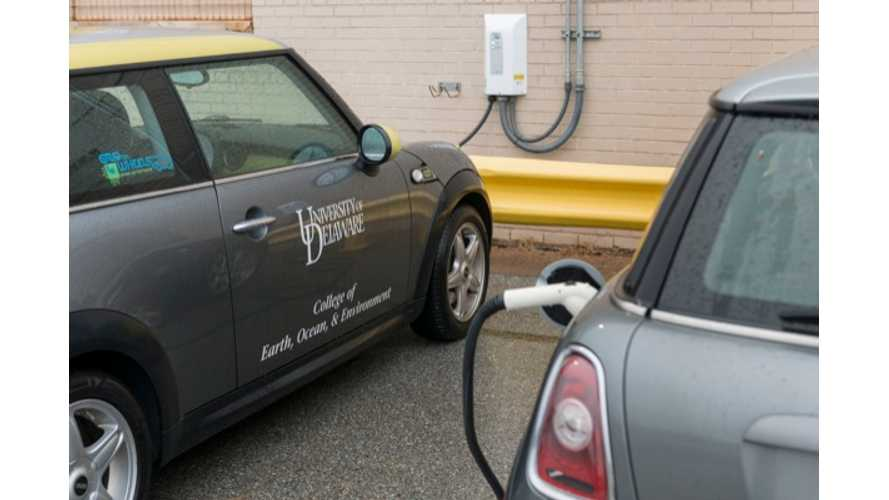 Delaware to Install Free Level 2 Chargers Not More Than 50 Miles Apart Throughout Entire State