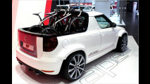 Skoda Yeti als Pick-up