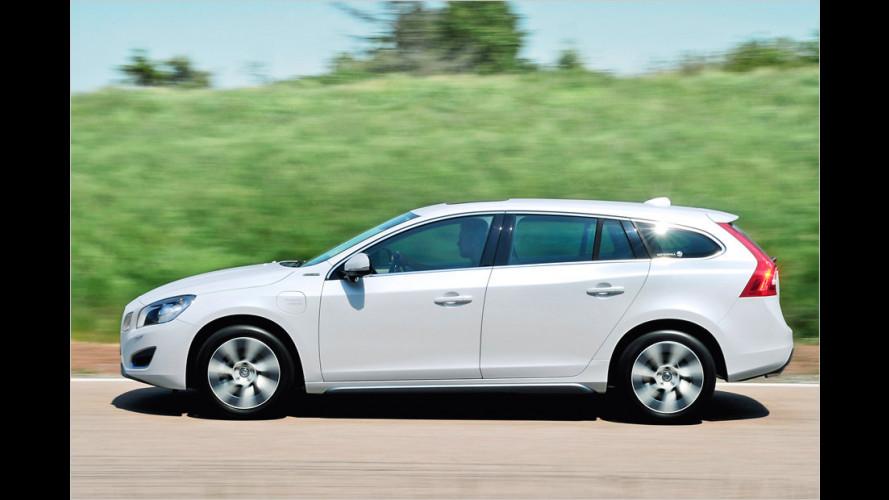 Volvo V60 Plug-in-Hybrid kommt 2012