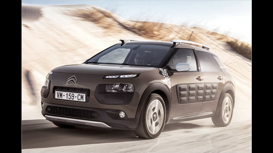 Citroën: Coole Neuheiten in Genf