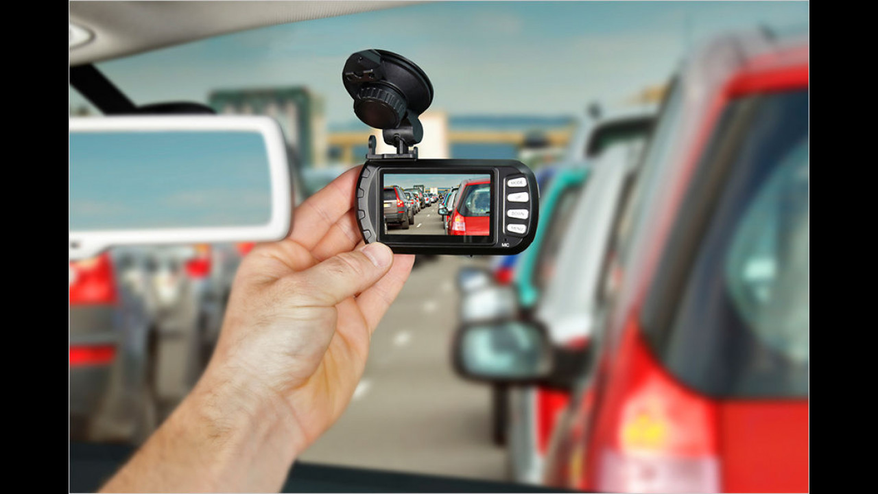 Dashcams in Deutschland