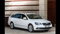 Skoda Superb: Feines Facelift