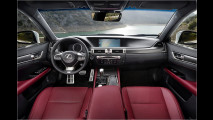 Lexus GS: Frisch gegrillt