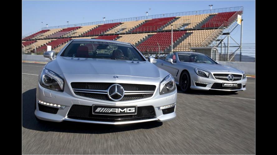 Formel 1 trifft auf AMG-Power