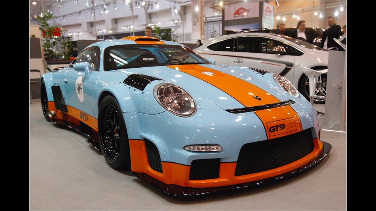 9ff GT9 CS