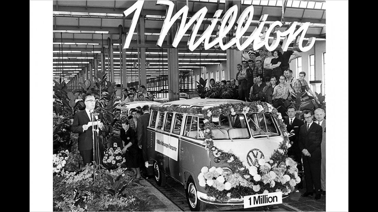 Die erste Million
