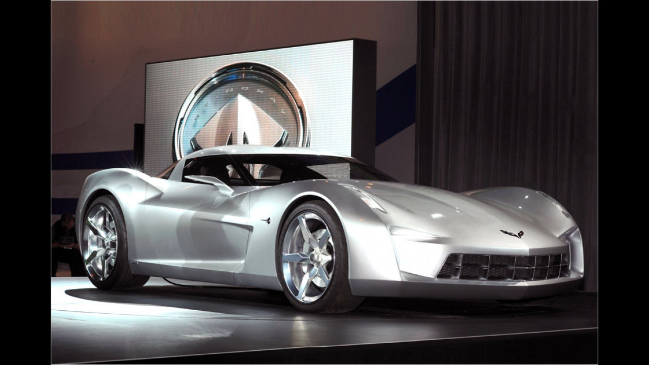Corvette Stingray Concept (2009)