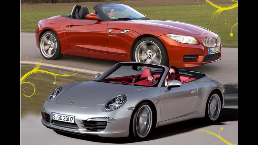 Gebrauchte Cabrios: Das sind die zehn beliebtesten