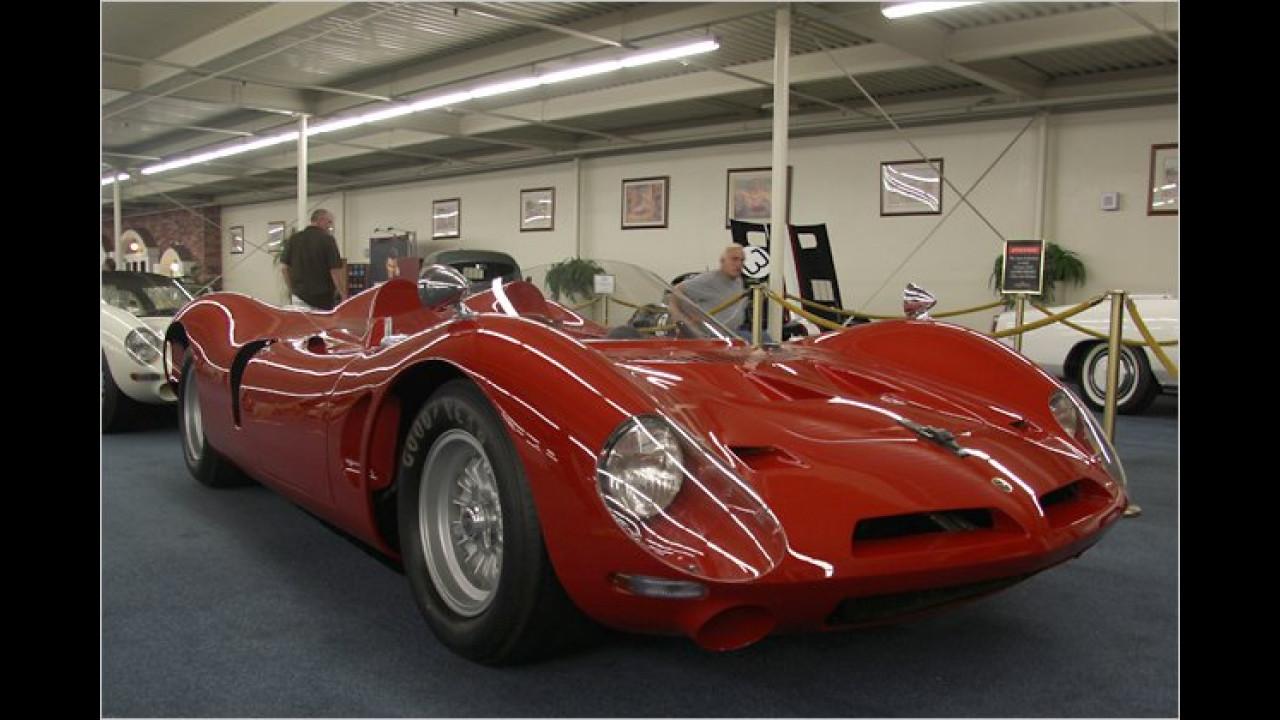 1966 Bizzarini P538 Spyder Prototyp
