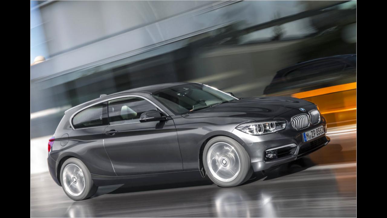 BMW 125i: 6,4 Sekunden