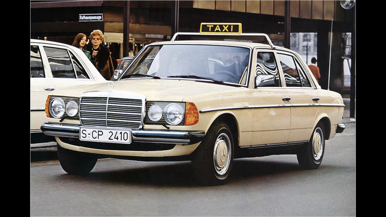 Mercedes W 123 (1976)