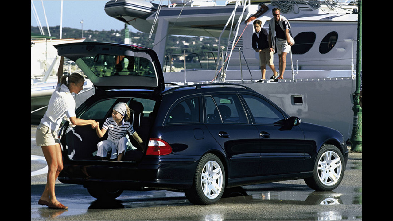 Mercedes W 211 T-Modell (2003)