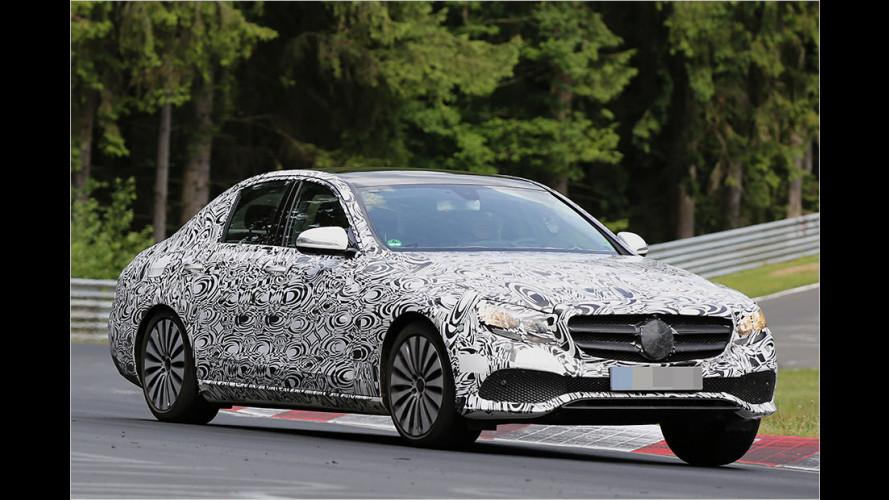 Neue Infos zu Mercedes E-Klasse und E 63 AMG (2015)