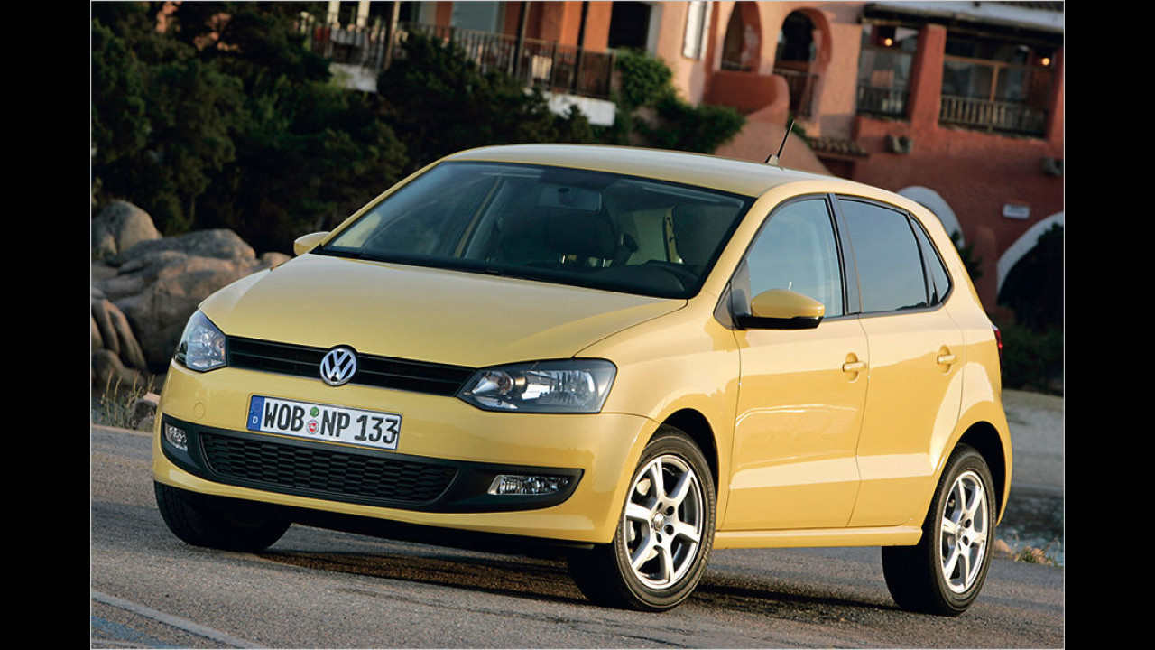 VW Polo (ab 2009)