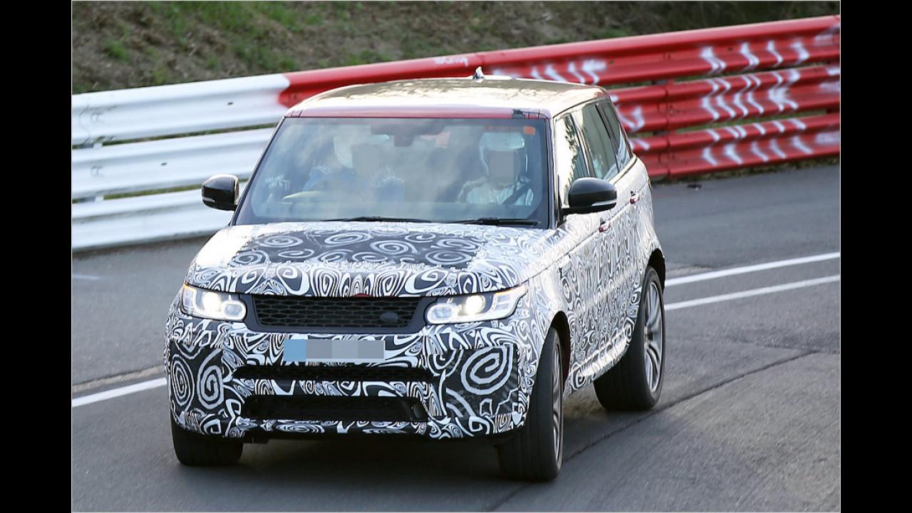 Range Rover Sport SVR Facelift