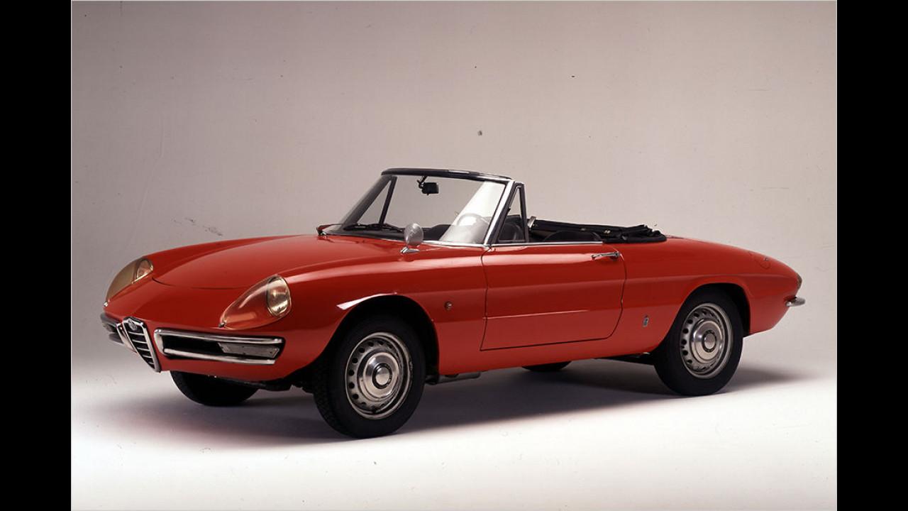 50 Jahre Alfa Romeo Spider