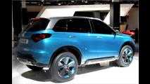 Suzuki iV-4: SUV-Vorbote