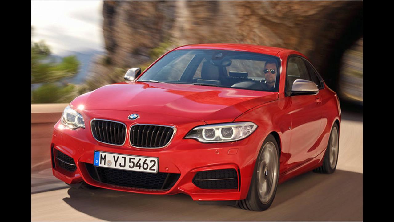 BMW M240i Coupé