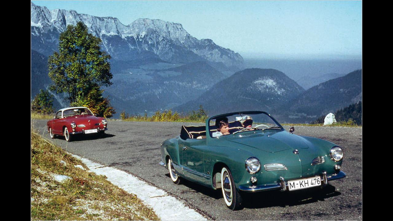 VW Karmann-Ghia (1955)