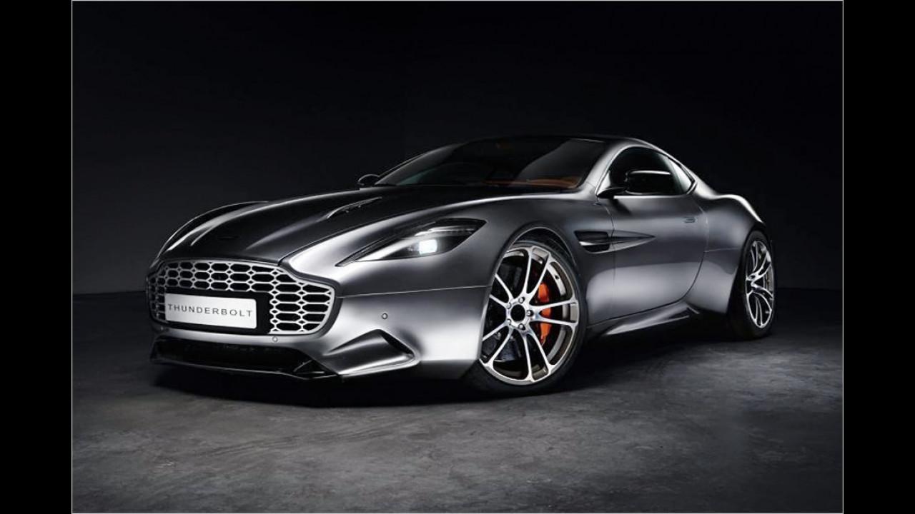 Der ultimative Aston Martin Vanquish