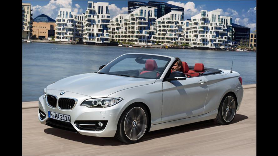 BMW 2er: Jetzt kommt das Cabrio