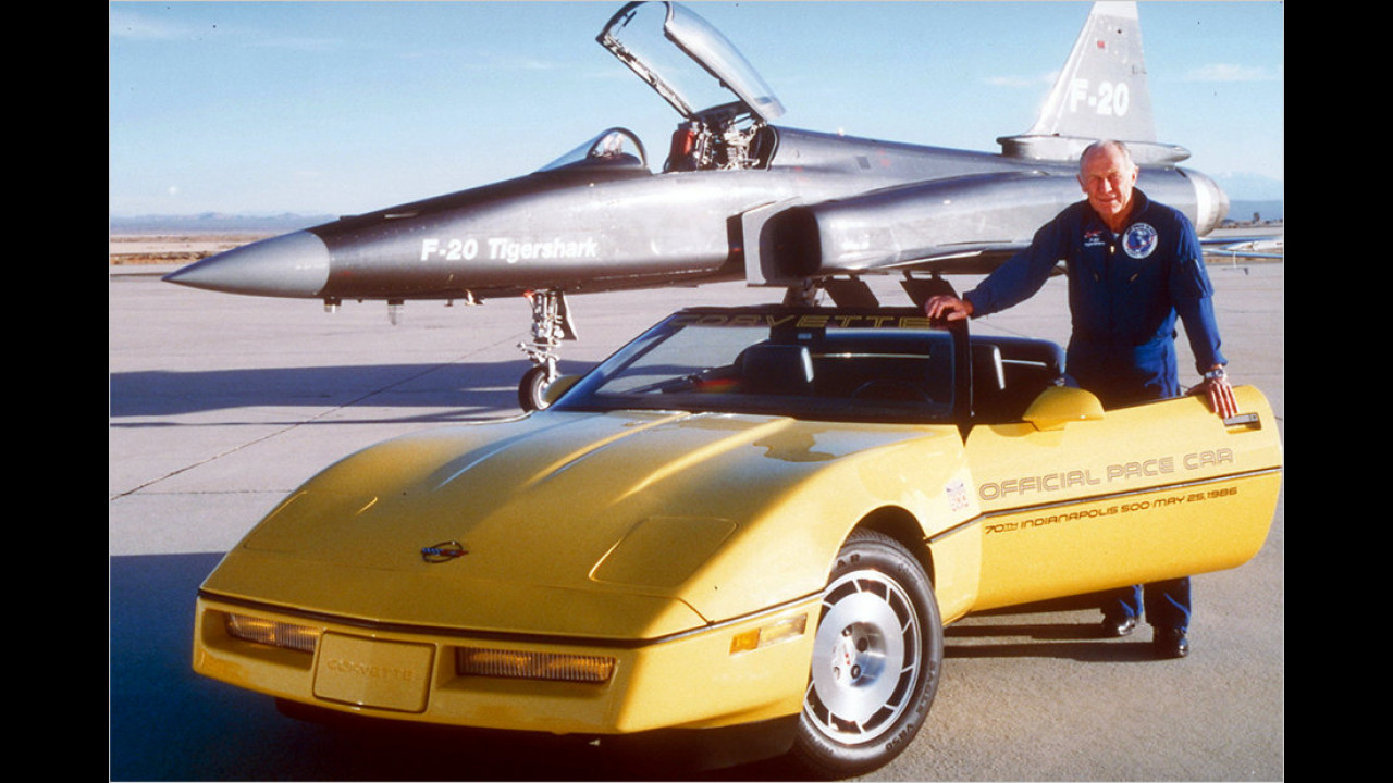Indianapolis 500 1986: Chevrolet Corvette