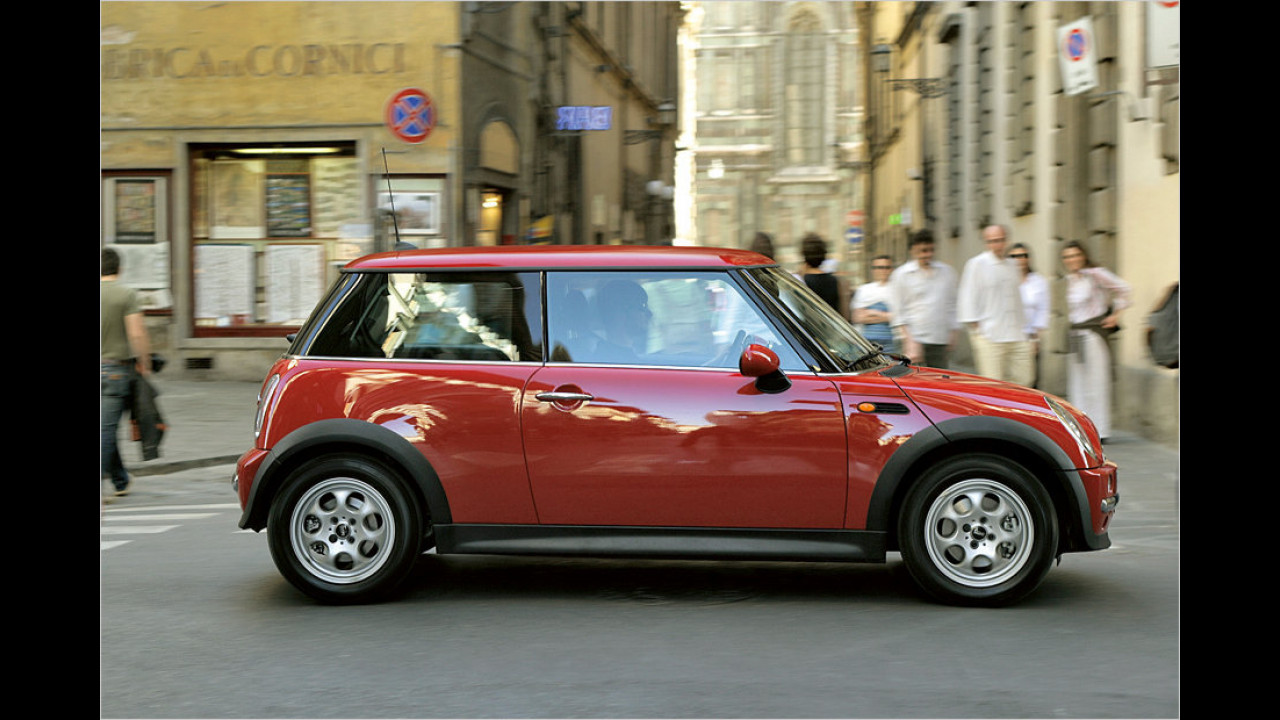 8. Juni 1998: Neuer Mini wird geplant