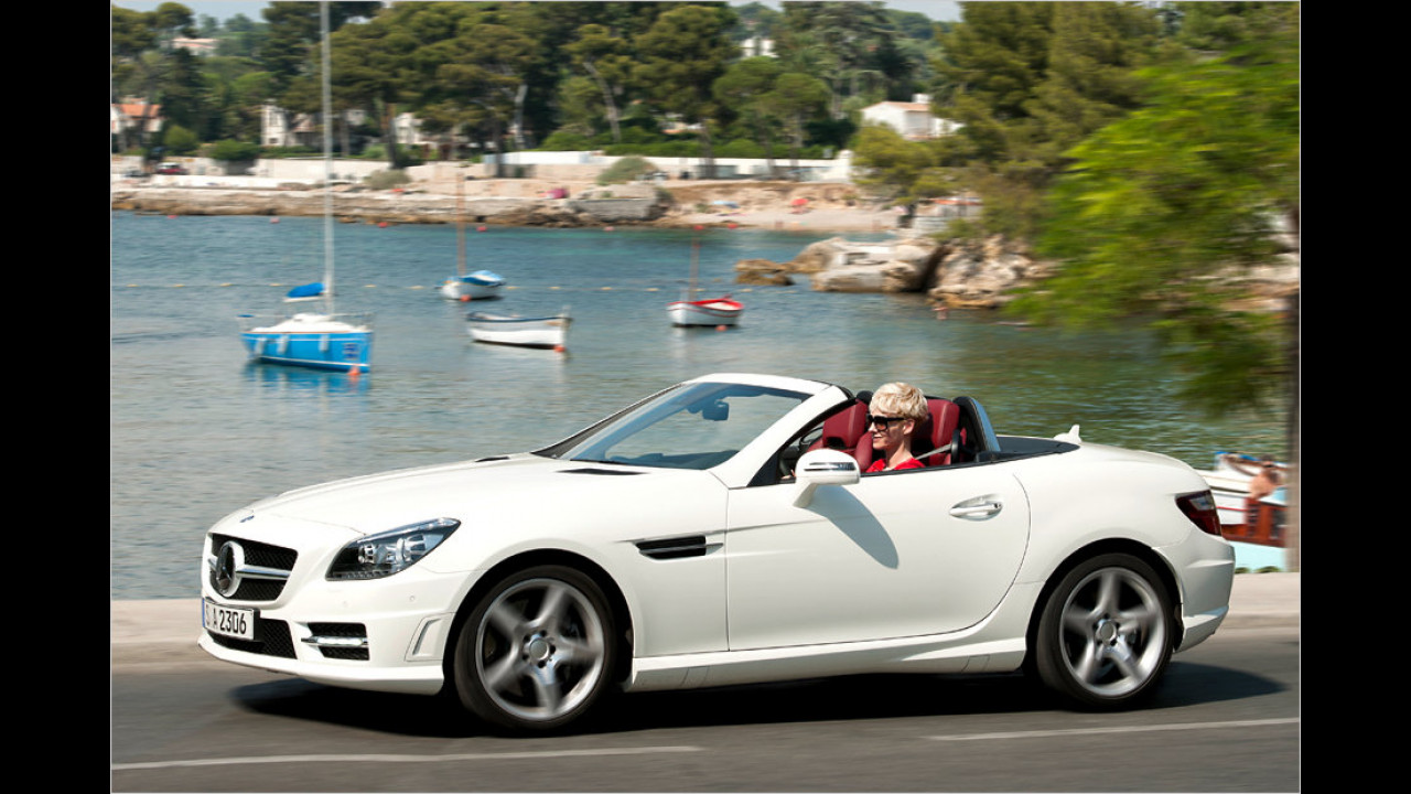 Mercedes SLK 250 CDI BlueEfficiency