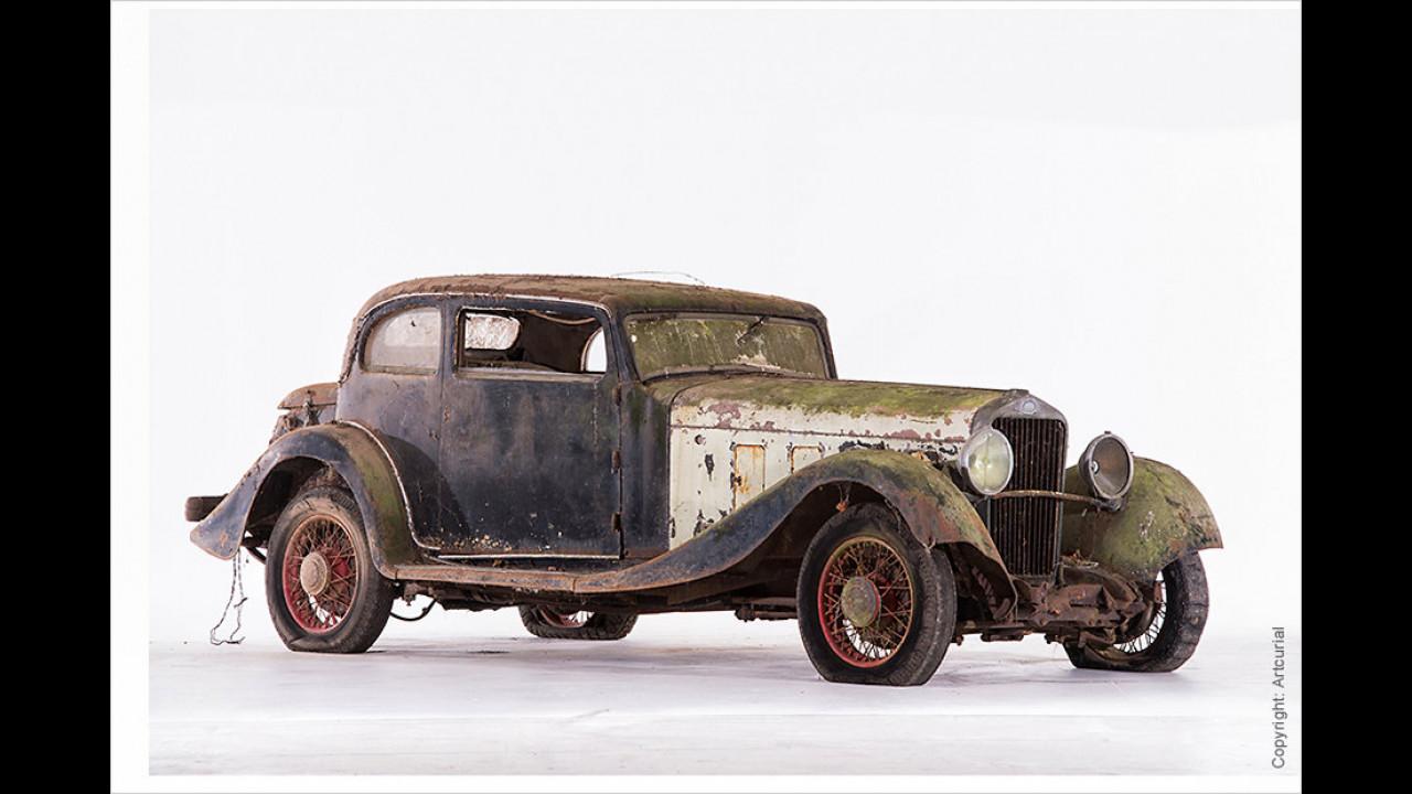 Delage D8 - 15 S Coach Autobineau  (ca. 1930)