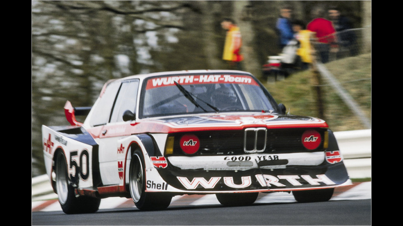 BMW 320 Turbo Gruppe 5