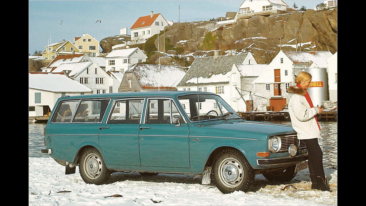 Volvo 145: Wieder ein eckiger Kombi