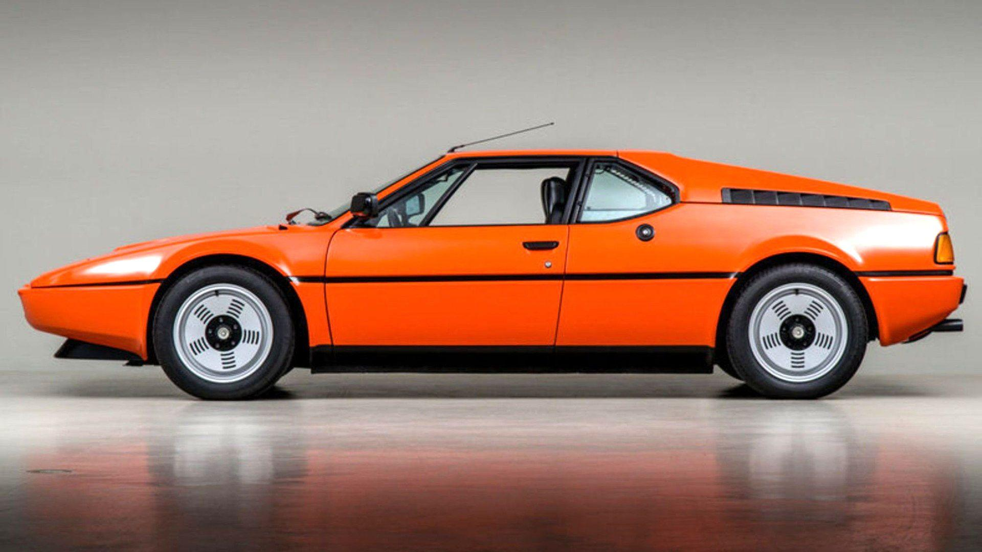 Bmw M1 For Sale >> Bmw M1 With 8 400 Miles Features An Eye Watering Price Tag