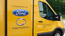 Ford DHL Streetscooter XL