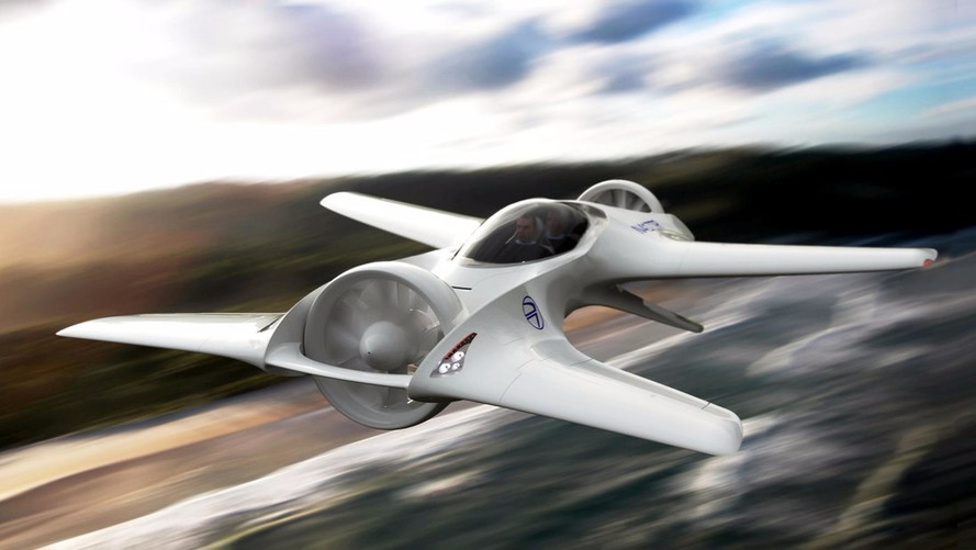 DeLorean Aerospace DR-7