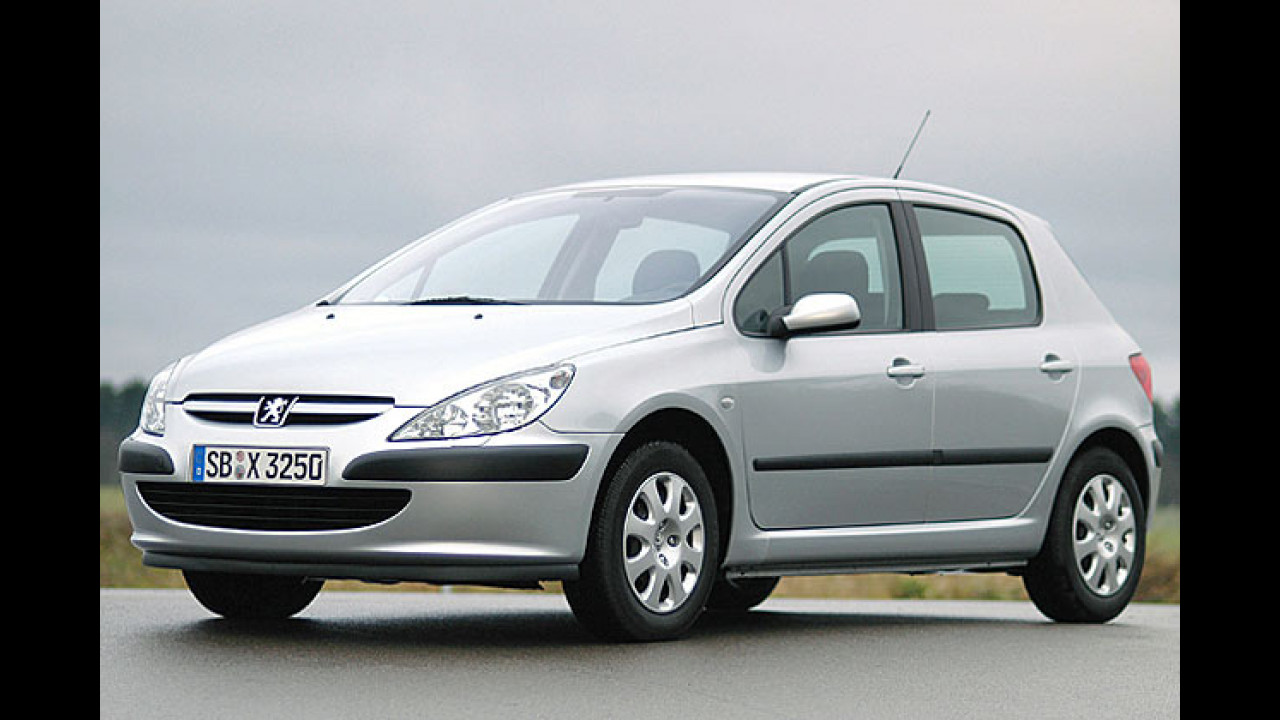 Peugeot 307 Grand Filou Cool