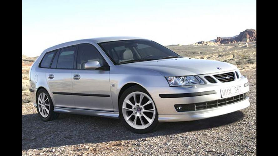 Ab September beim Händler: Saab 9-3 SportCombi