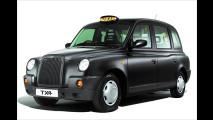 London Taxi renoviert