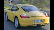 Test: Porsche Cayman S