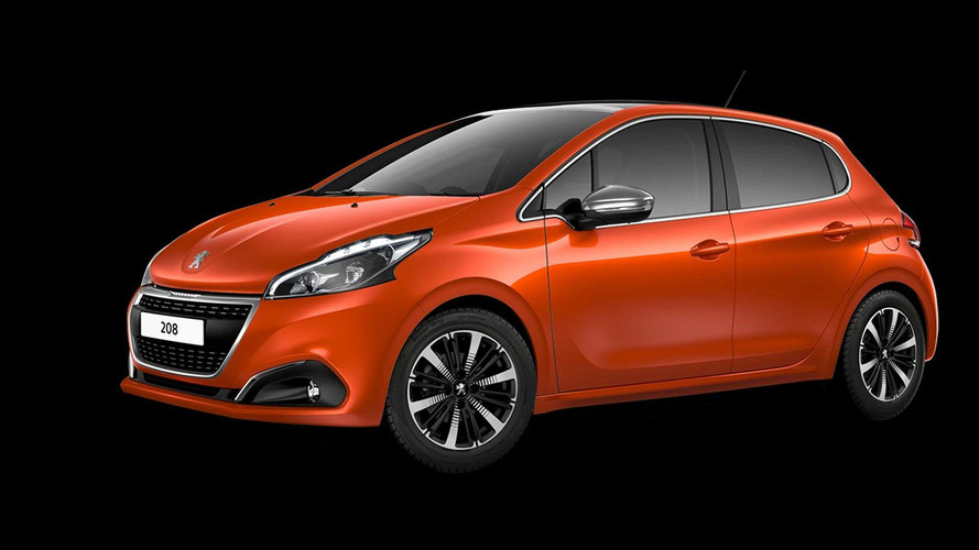 Electric Peugeot 208 To Largely Resemble Standard 208