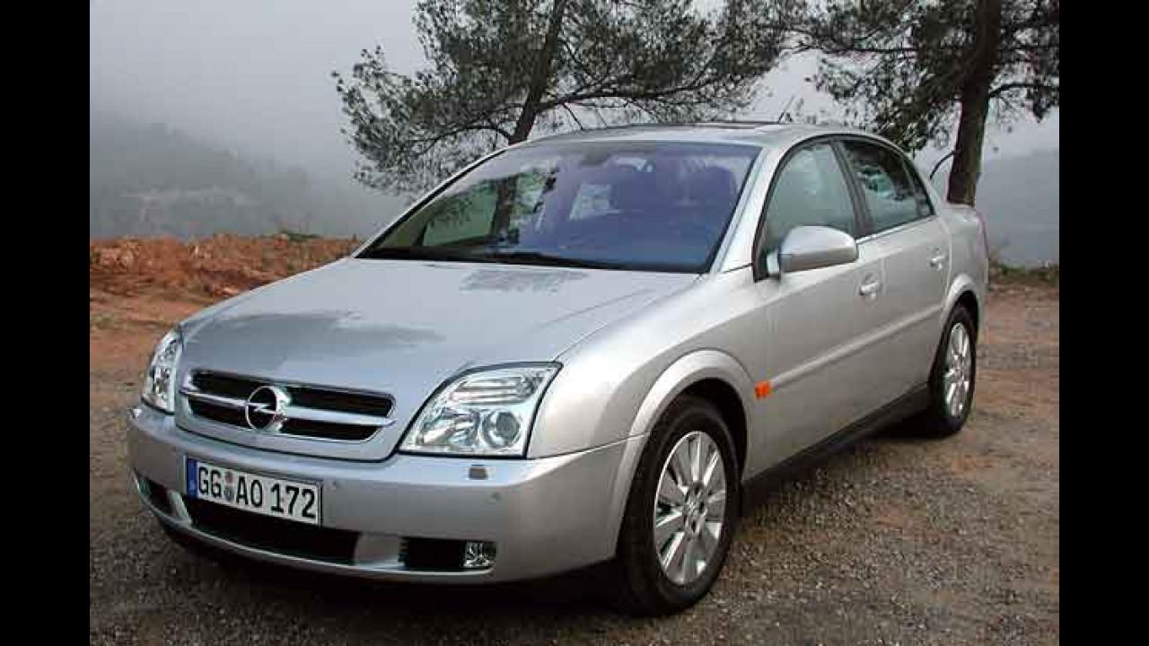 Opel Vectra unter 20.000 Euro