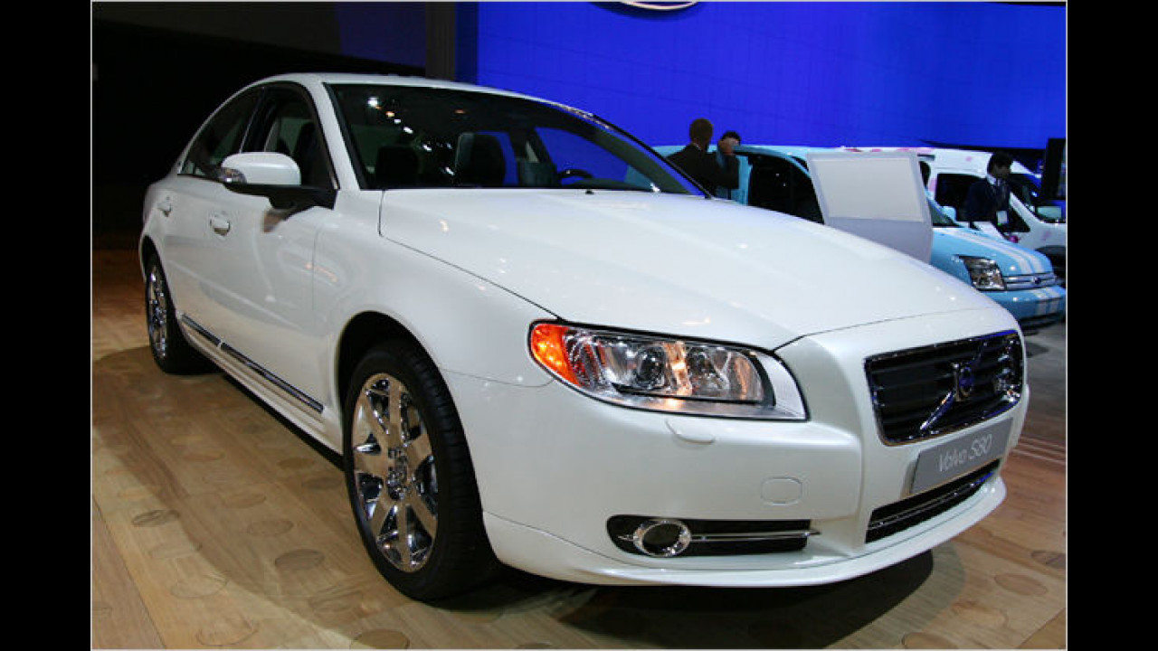 Volvo S80 T6 AWD Geartronic